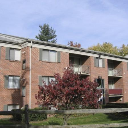 Exterior at Oakfield Apartments in Silver Spring, MD
