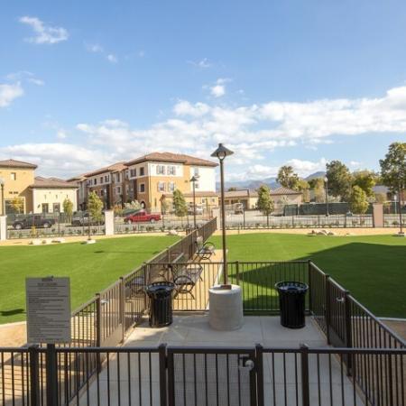 Dog park Andorra Apartments Camarillo CA