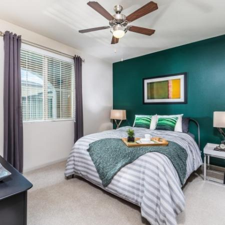 Master Bedroom at Andorra Apartments in Camarillo, CA
