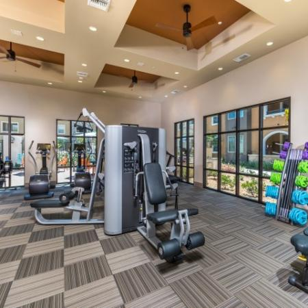 andorra Apts Camarillo CA - Fitness Center