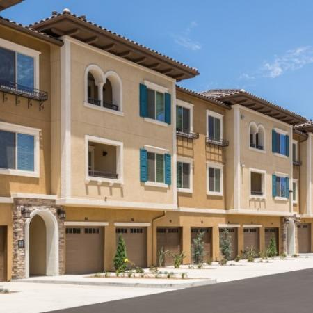 Garages available at Andorra Apartments in Camarillo, CA
