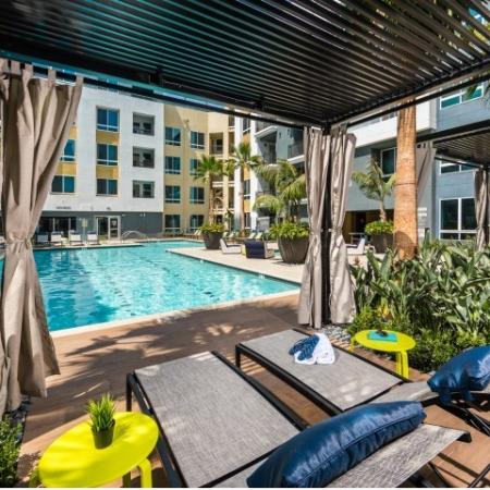 Cabana at RIZE Irvine apartments in Irvine, CA