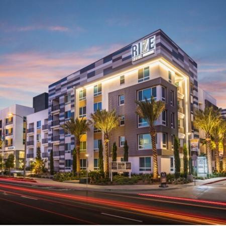 RIZE Irvine apartments in Irvine, CA