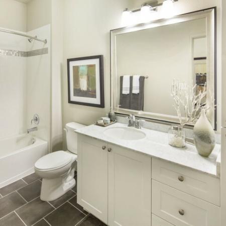 Enclave at Potomac Club Apartments in Woodbridge, VA bathroom