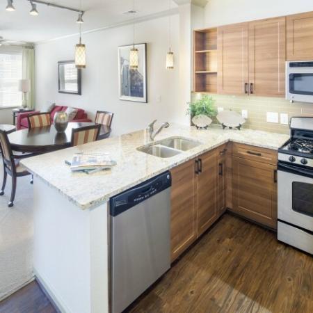 Enclave at Potomac Club Apartments in Woodbridge, VA kitchen