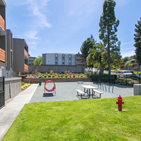 Pet Park at Bayside Apartments in Pinole CA