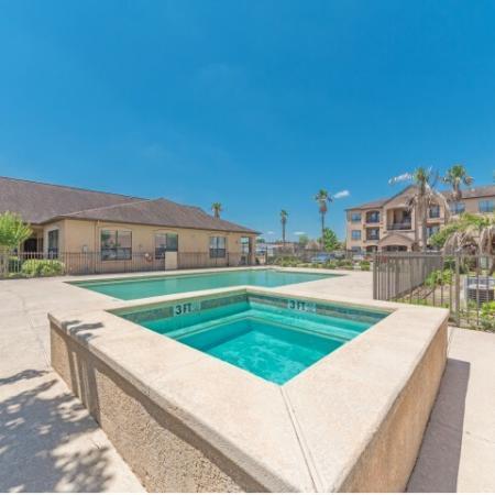 Spa at Parkway Senior Apartments in Pasadena TX