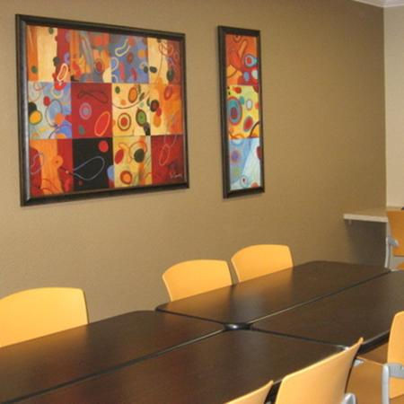 Activity center at Riverstone Apartment Homes in Antioch CA