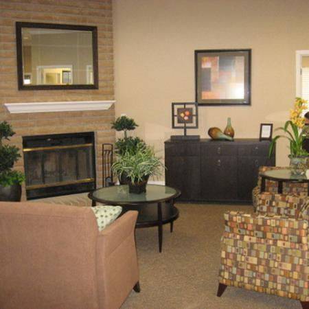Clubhouse at Riverstone Apartment Homes in Antioch CA