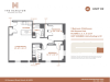 2 BD Standard - Floorplan 2