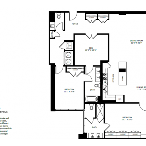 4900 Fairmont Residential, LLC - (Res)