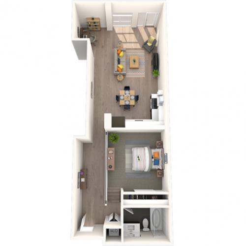 Loft studio A