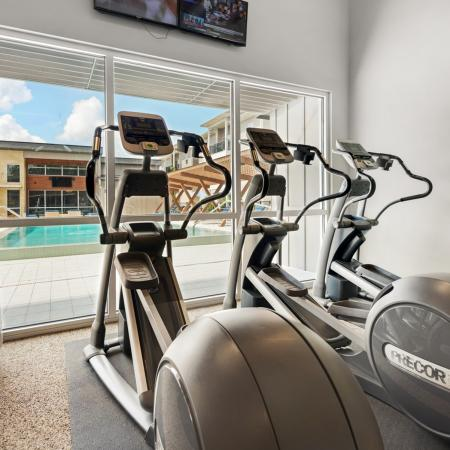 College Vue Fitness Center