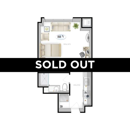 STUDIO - Benson sold out