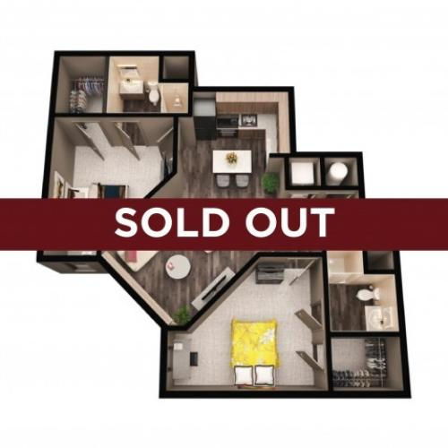 East 2x2 B2 - sold out