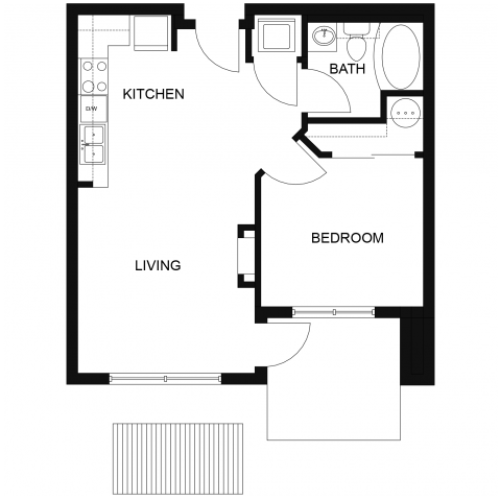 Woodin Creek Village Apartment Homes