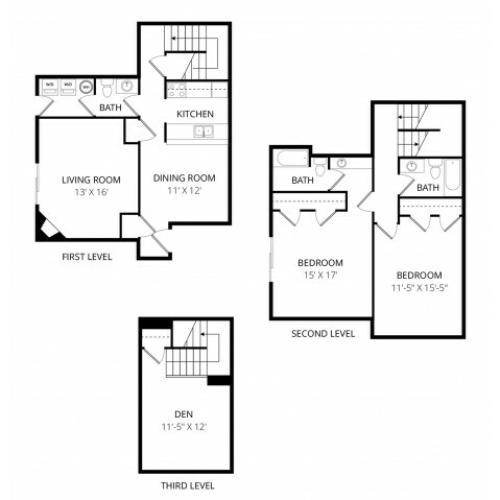 Las Colinas Apartment Homes
