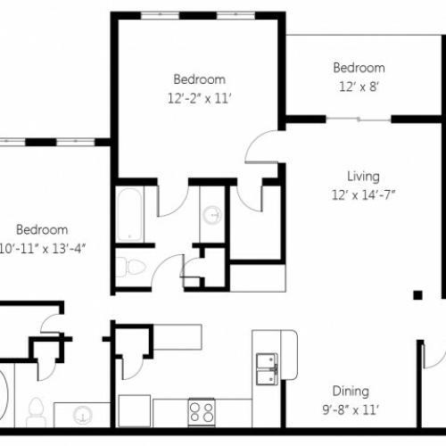 Memorial Creek Apartment Homes