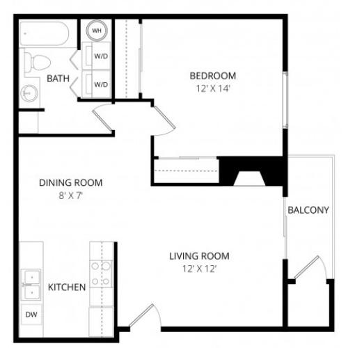 A\'Cappella Apartment Homes