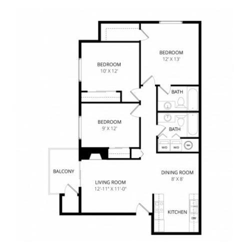A\'Cappella Apartment Homes