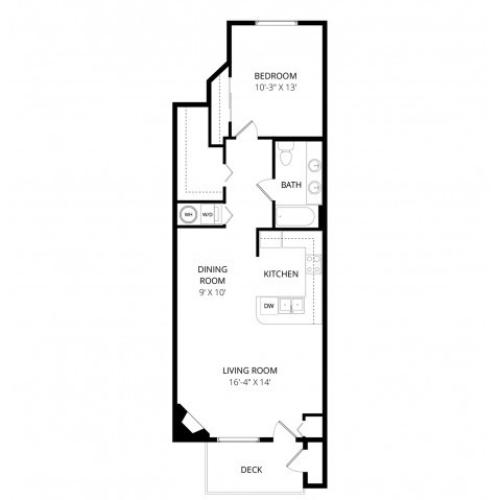 Aspen Creek Apartment Homes
