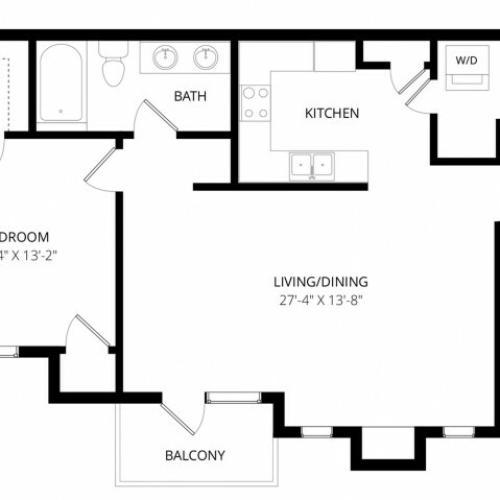 Le Mirage Apartment Homes
