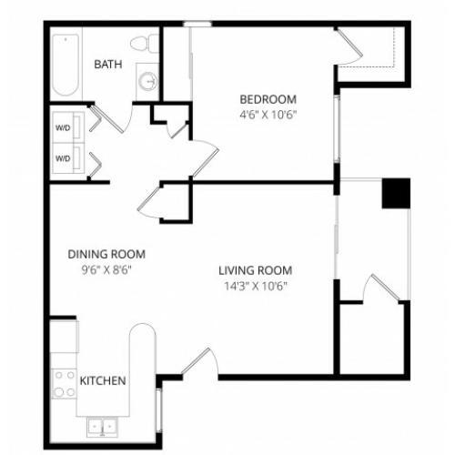 Pala Mesa Apartments