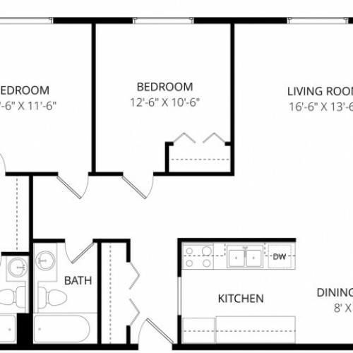 Taiga Apartment Homes