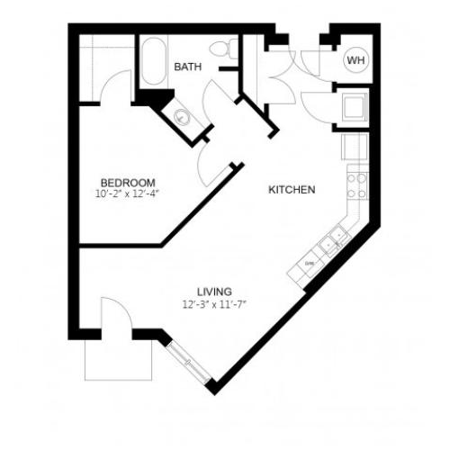 The Residence at the COR Apartment Homes