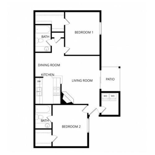The Bradford Apartment Homes