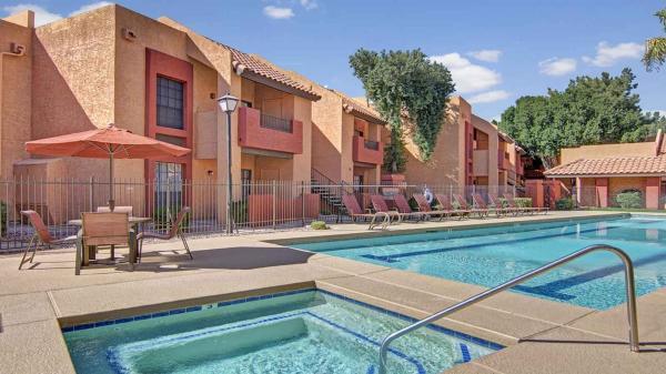Courtyard Apartments Taylor Mi