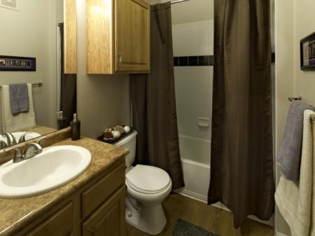 Bathroom | Student Housing in Lawrence Kansas