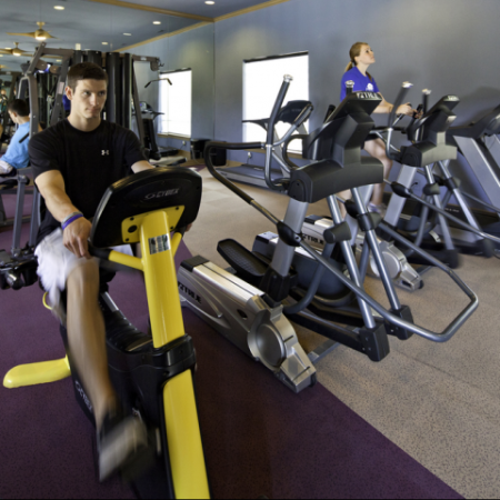 Fitness Center | The Reserve on 31st Apartments in Lawrence Kansas