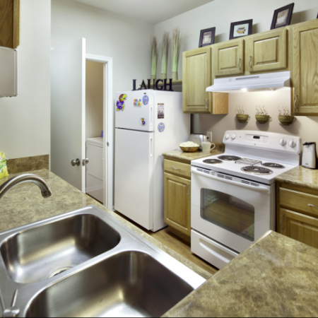 Kitchen | Haskell Indian Nation University Student Rentals