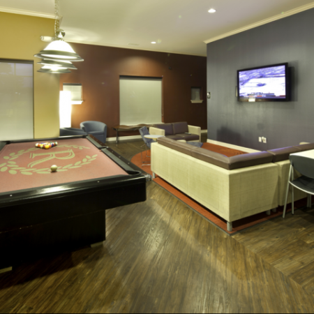 Game Room | Haskell Indian Nation University Student Housing