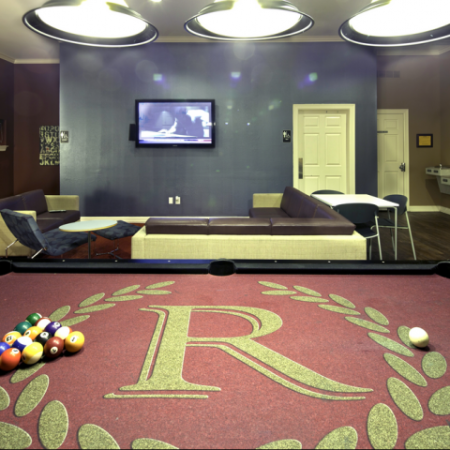 Game Room | Student Apartments in Lawrence