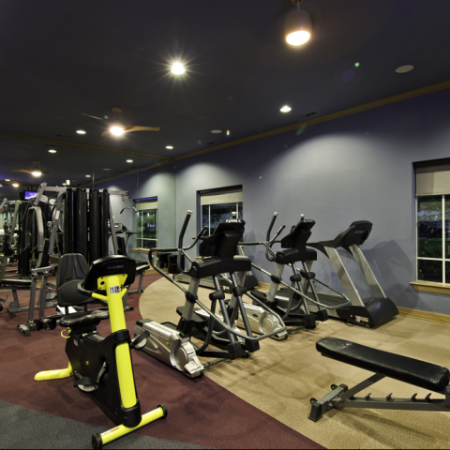 247 Fitness Center | Apartments near University of Kansas