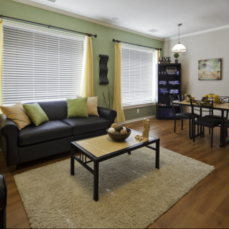 Living Area | Student Apartments in Lawrence Kansas
