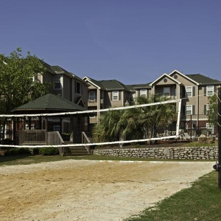 Cayce Cove | Volleyball Court