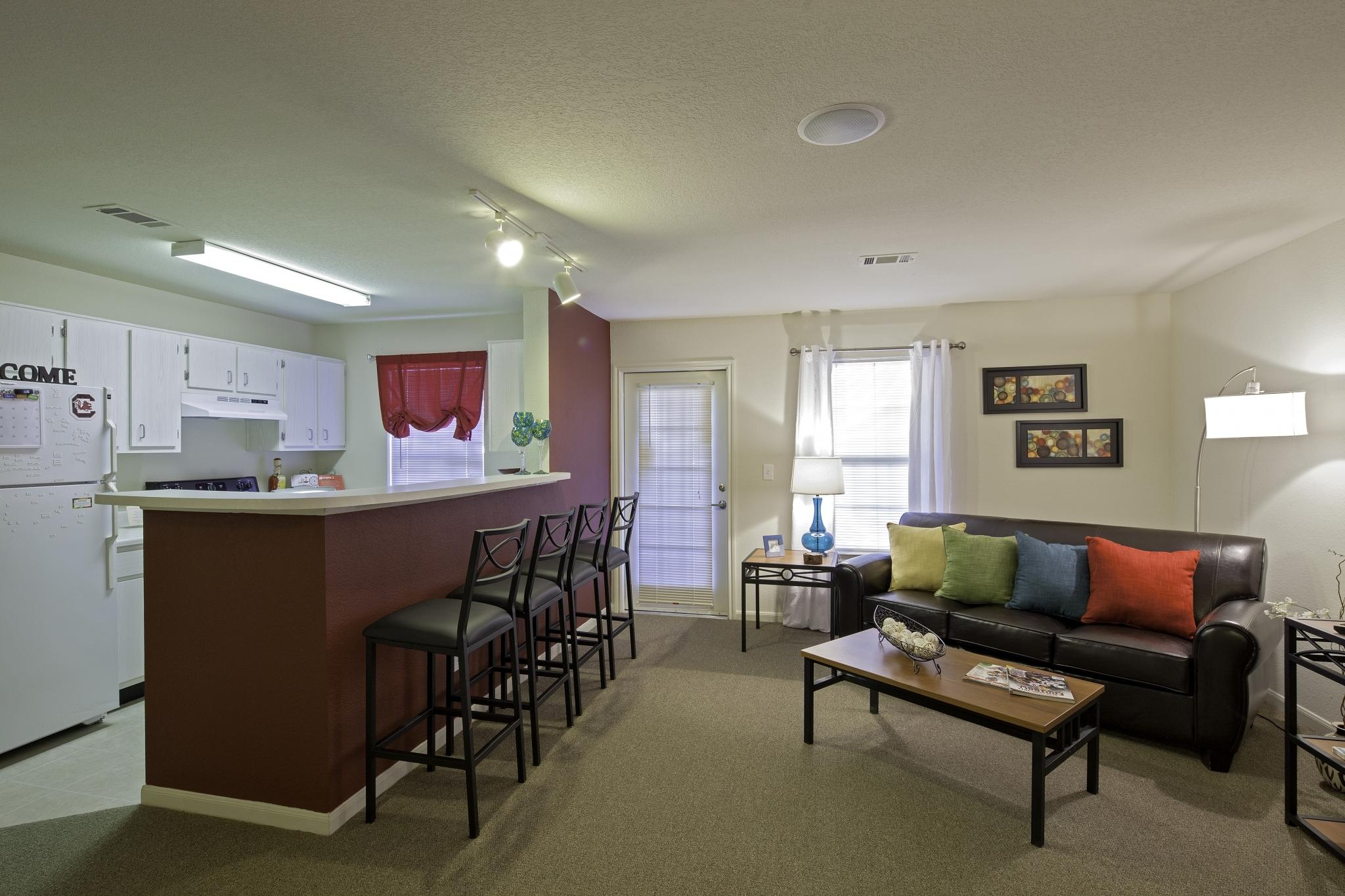 Cayce Cove | USC Student Housing That Can't Be Beat