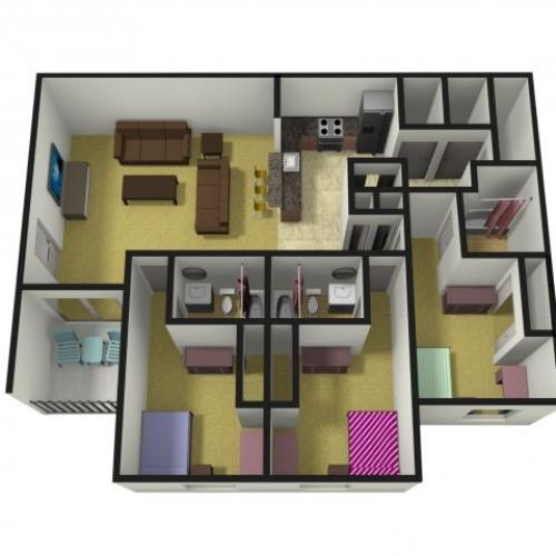 Level 27 Apartments