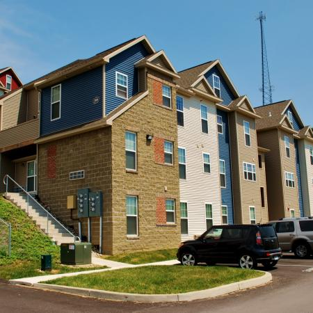WVU Off Campus Housing | The Lofts