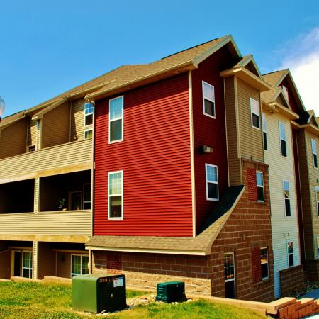 WVU Apartments | The Lofts