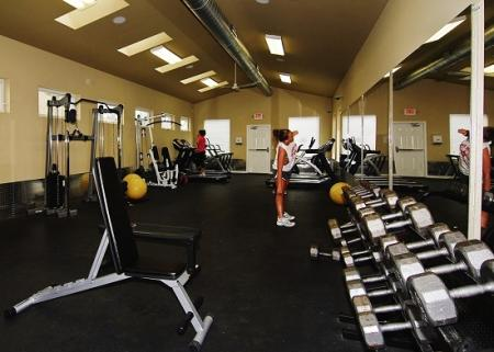 The Lofts | Fitness Center