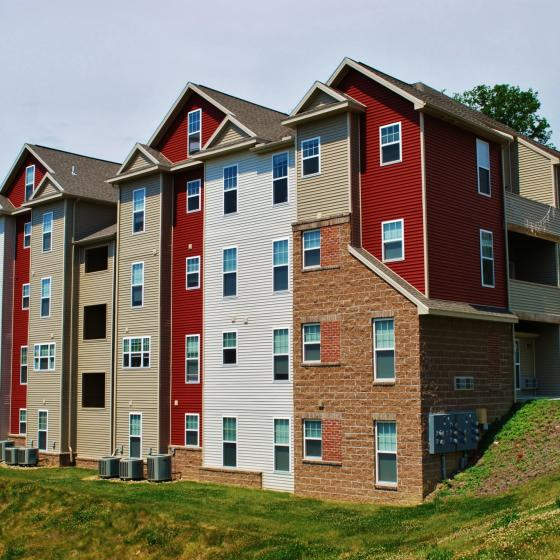 Morgantown Apartment Community | Morgantown Wv Apartments | The Lofts