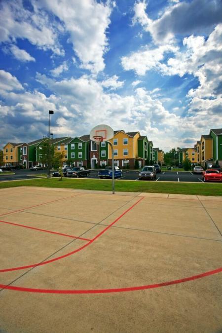 Hilltop Club   Basketball Court