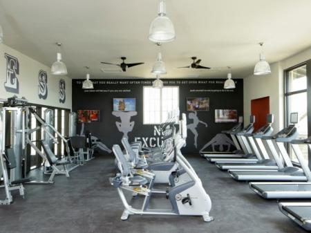Valley View Villas | Fitness Center