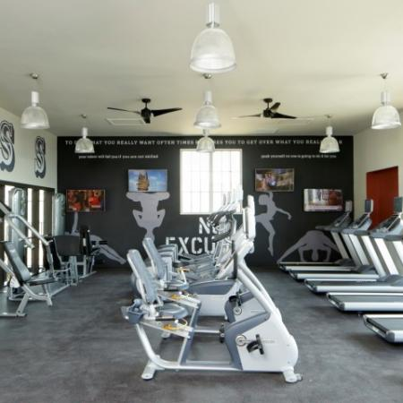 State-of-the-Art Fitness Center | Apartments For Rent Near UNM | Valley View Villas