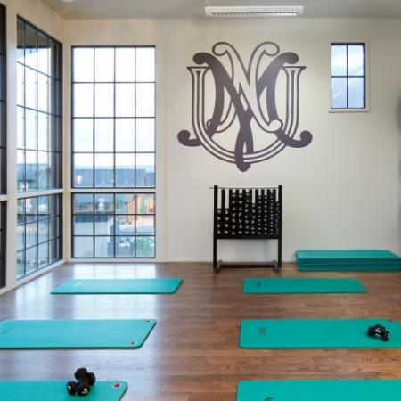 Community Yoga Studio | Apartments Near UNM Campus | Valley View Villas