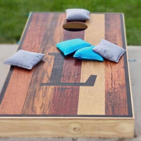 Outdoor Cornhole Games
